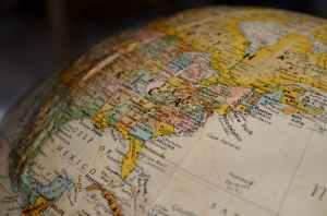 atlas ball shaped business compass