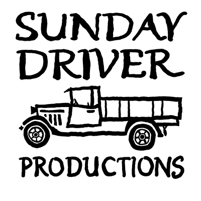 sunday driver productions logo 2019 transprnt